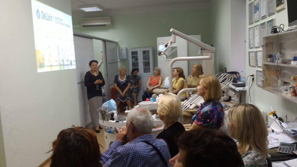 презентация в Брянске Качанов